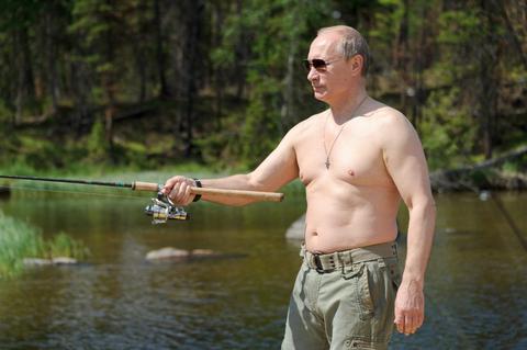 Ανδρας της χρονιάς στη Ρωσία και φέτος ο Πούτιν
