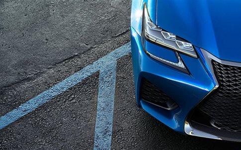 Lexus GS F 2015: Ιαπωνική αντεπίθεση