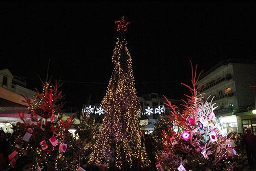 Xριστούγεννα και Πρωτοχρονιά με πλούσιες εκδηλώσεις