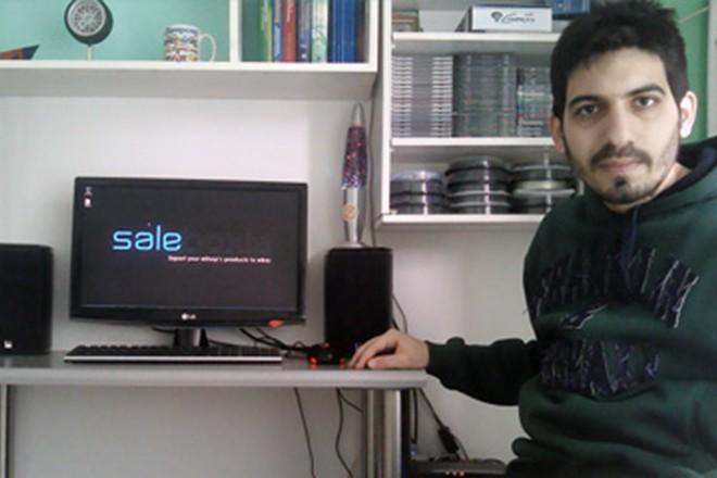 23χρονος Βολιώτης ανοίγει δρόμους εξαγωγών στην παγκόσμια αγορά eBay