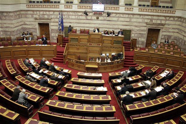Στη Βουλή η τροπολογία για φορολογικά και τραπεζικά θέματα