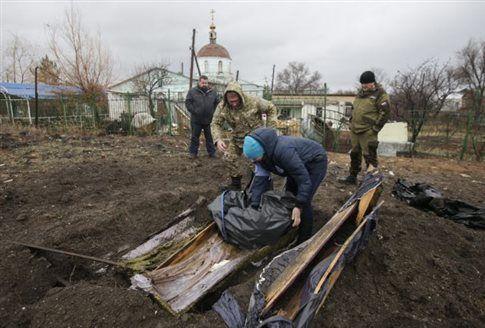 Ουκρανία: Οι φιλορώσοι μιλούν για νέες συνομιλίες στο Μινσκ