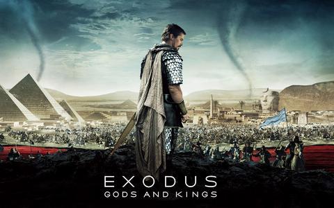 Η Αίγυπτος απαγόρευσε την προβολή της βιβλικής ταινίας «Εξοδος»