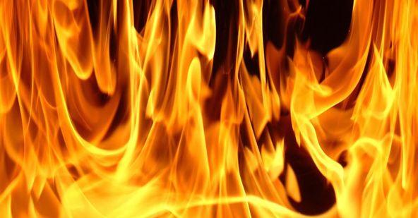 Φωτιά από ηλεκτρική κουβέρτα