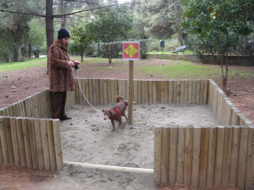 Δημιουργούνται αφοδευτήρια σκύλων σε πάρκα του Βόλου