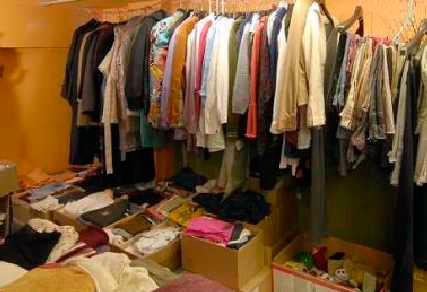 Ρούχα για απόρους