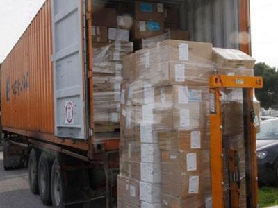 Ομογενείς της Αμερικής δώρισαν υγειονομικό υλικό στην Κρήτη
