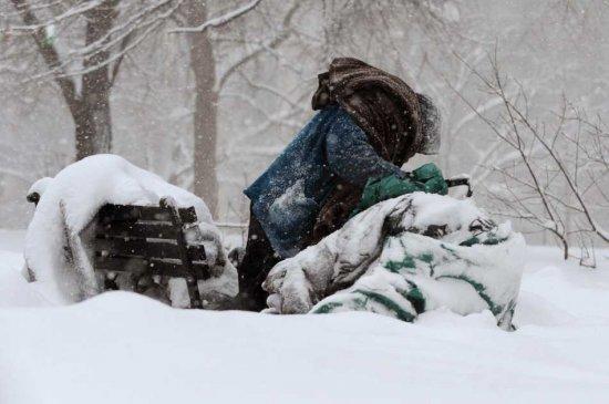 Εντοπίστηκαν περιπλανώμενοι στον παγωμένο Βόλο