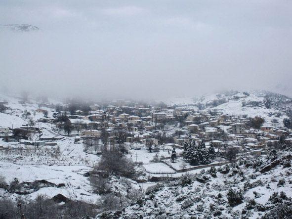 Μικρά προβλήματα άφησε πίσω του ο χιονιάς