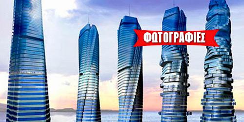 Το πρώτο περιστρεφόμενο κτήριο στον κόσμο!