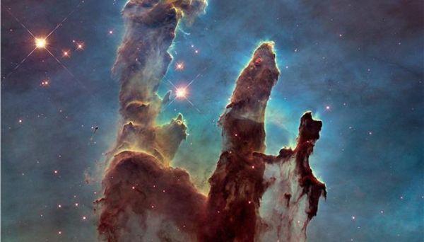 NASA: Οι Πυλώνες της Δημιουργίας σε όλο τους το μεγαλείο