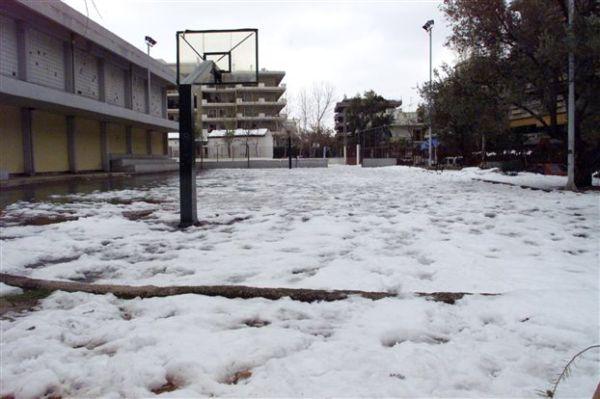 Κλειστά τα σχολεία την Πέμπτη στην Ανατολική Αττική λόγω ψύχους