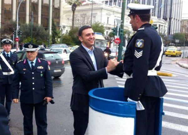 Εκδόθηκε την 31η Δεκεμβρίου το ΠΔ για την αναδιάρθρωση της Αστυνομίας