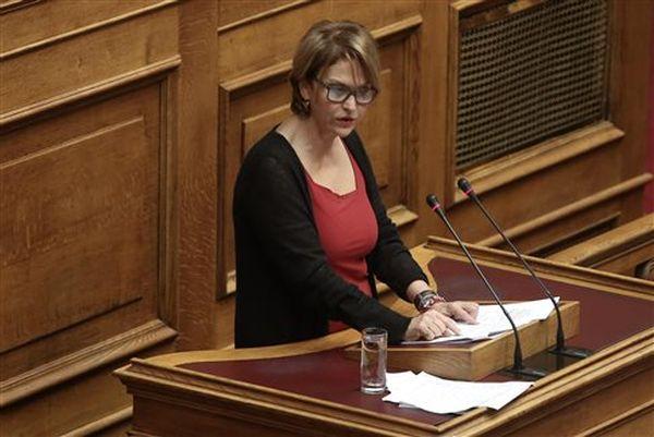 Δεν θα είναι υποψήφια η Μαρία Ρεπούση