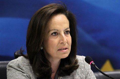 Δεν θα είναι υποψήφια στις εκλογές η Αννα Διαμαντοπούλου