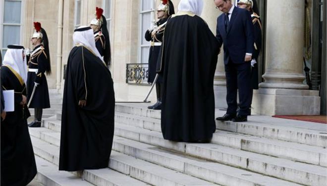 Παρίσι: Δεν συμμετείχε το Μαρόκο στην πορεία λόγω «βλάσφημων σκίτσων του προφήτη»