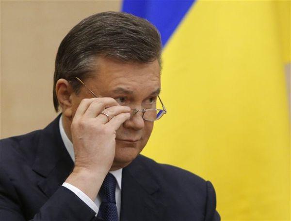 Interpol: Στη λίστα καταζητούμενων ο Βίκτορ Γιανουκόβιτς