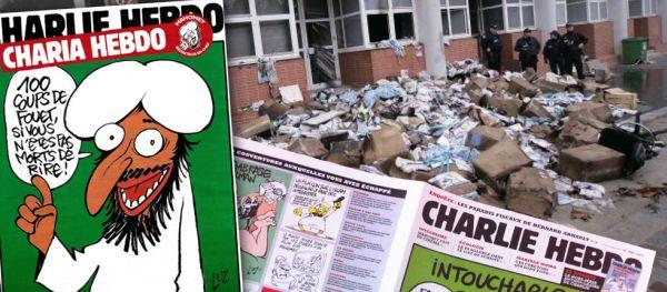 Charlie Hebdο: «Φυσικά και θα έχουμε σκίτσα του Μωάμεθ στο νέο μας φύλλο»