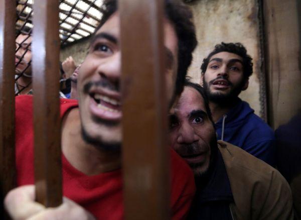 Αθώοι οι 26 συλληφθέντες για τα «ομοφυλοφιλικά όργια»