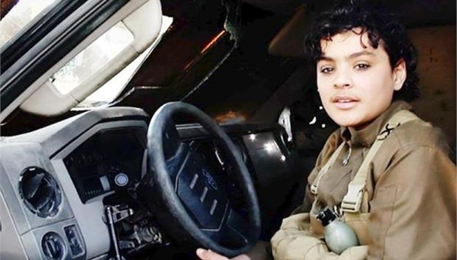 Φωτογραφία του αγοριού που ανατινάχτηκε στο όνομα του Ισλαμ