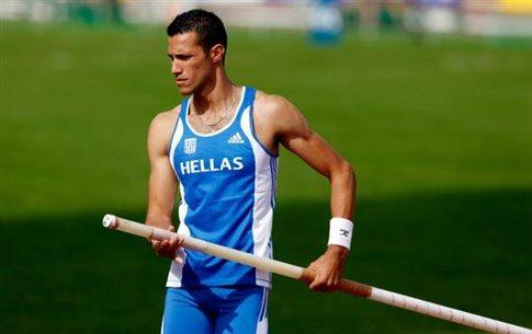 Φιλιππίδης και Στεφανίδη κορυφαίοι αθλητές της σεζόν