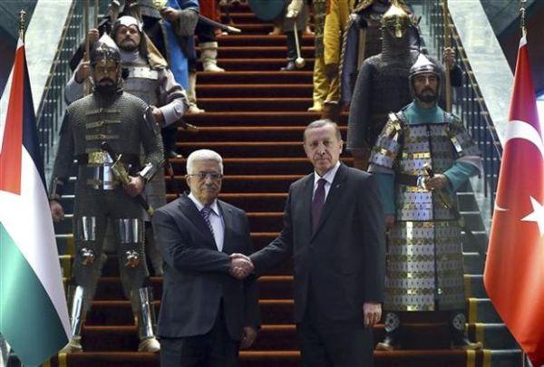 Ντελίριο στο διαδίκτυο για την υποδοχή Ερντογάν στον Αμπάς
