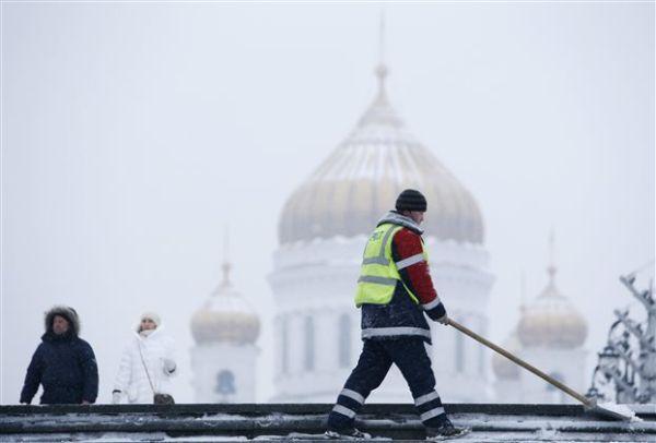 Ρωσία: Εννέα στους δέκα πολίτες θεωρούν εχθρική τη Δύση