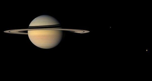 Επιστήμονες ανακάλυψαν την ακριβή θέση του Κρόνου