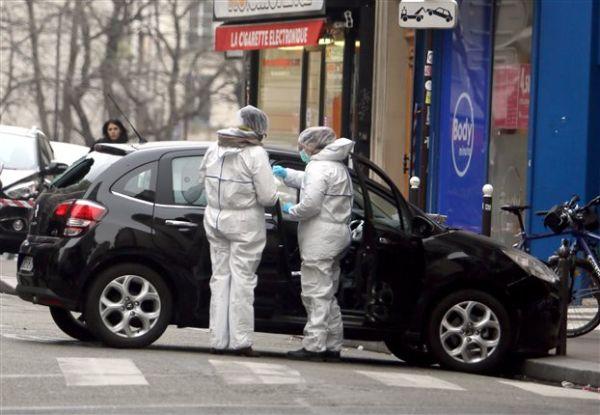 Charlie Hebdo: Από τις Βρυξέλλες «είχαν αγοραστεί» τα όπλα του μακελειού