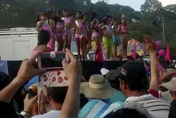 Οργή στην Κολομβία για τα καλλιστεία με ανήλικες