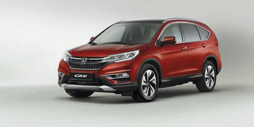 Με προηγμένο cruise control το νέο Honda CR-V