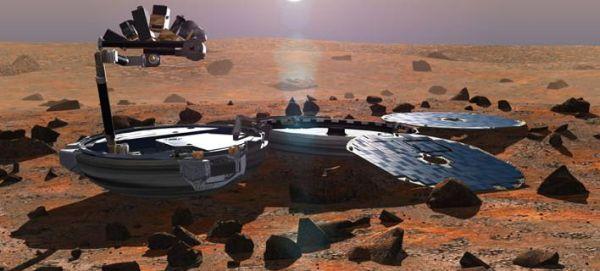 Βρέθηκε βρετανικό διαστημόπλοιο στον Αρη που είχε «εξαφανιστεί» πριν από 12 χρόνια