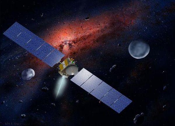 Πλησιάζει τη Δήμητρα το «Dawn» της NASA