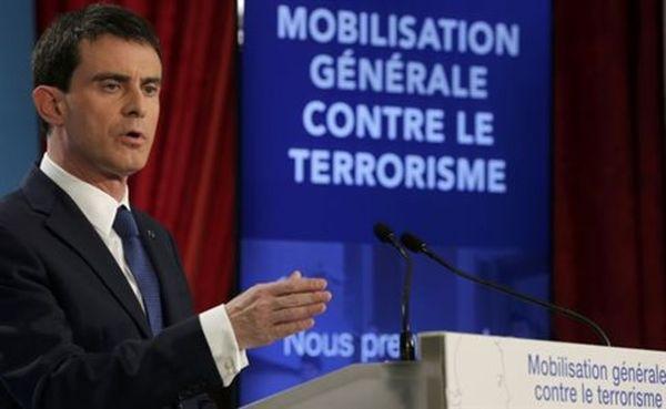 Χιλιάδες προσλήψεις στην Αντιτρομοκρατική, προστασία στόχων στη Γαλλία