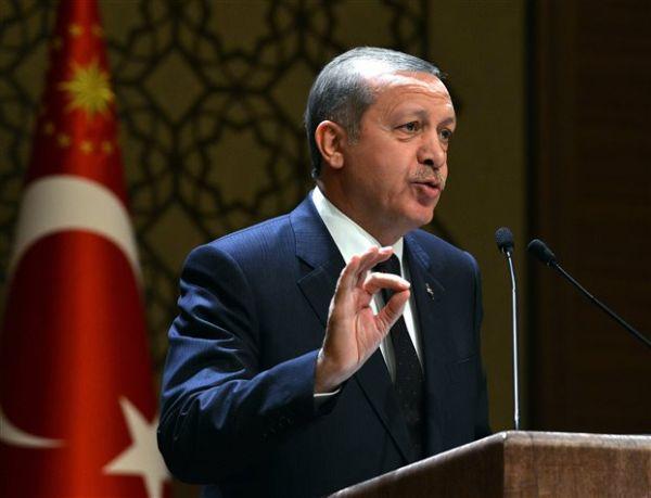 Ερντογάν: Μουσουλμανικό μέτωπο κατά τρομοκρατίας-ρατσισμού