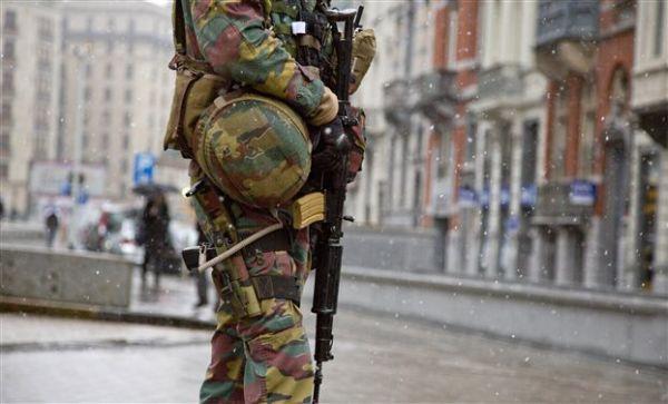 Βέλγιο: Παρατείνεται η κράτηση των τριών υπόπτων για τρομοκρατία