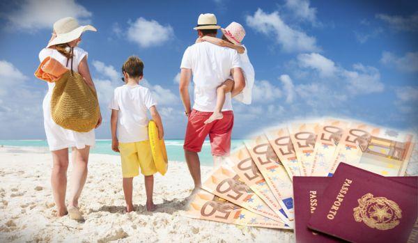 Πόσα «άφησαν» πέρυσι Γερμανοί, Βρετανοί, Γάλλοι - πάνω από 21,4 εκατ. τουρίστες