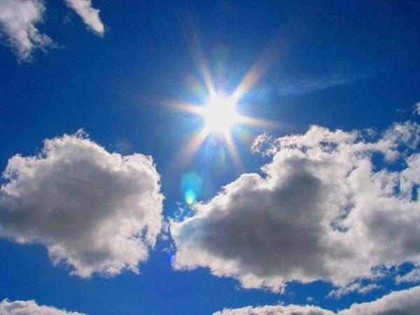 Η χθεσινή λιακάδα