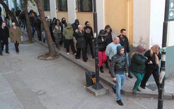 Συμβόλαιο θανάτου έφτασε απο τα Τρίκαλα στην Κρήτη μέσω των... άπλυτων