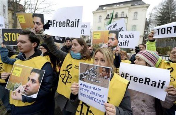 Νέα αναβολή της μαστίγωσης του Σαουδάραβα μπλόγκερ