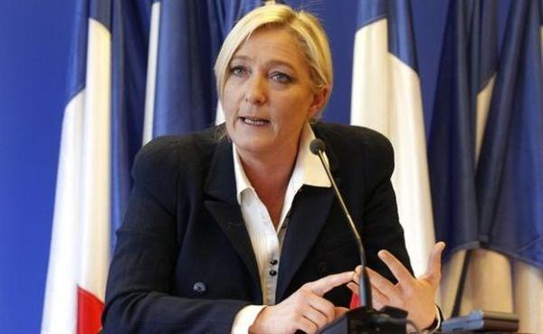 Μαρίν Λεπέν: «Ο ΣΥΡΙΖΑ εκφράζει τη λαϊκή βούληση και θέλουμε να νικήσει»
