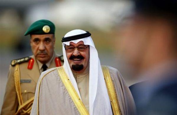 Πέθανε ο βασιλιάς της Σαουδικής Αραβίας, Αμπντάλα