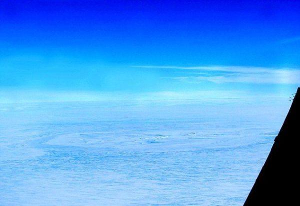 Το μυστήριο του δακτυλίου της Ανταρκτικής