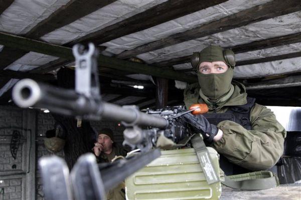 ΕΕ σε Μόσχα: Σταματήστε να στηρίζετε τους φιλορώσους στην Ουκρανία