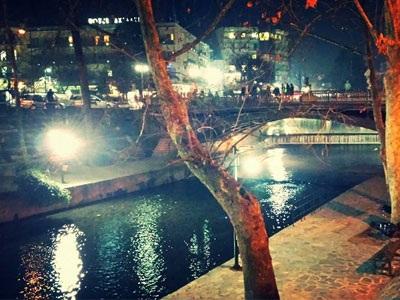 Τρίκαλα: Απόπειρα αυτοκτονίας στον Ληθαίο ποταμό