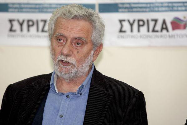 Δρίτσας: Ενοπλες Δυνάμεις και ΕΛ.ΑΣ έχουν την εμπιστοσύνη του ΣΥΡΙΖΑ