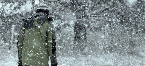 Χιονίζει στα ορεινά των Τρικάλων