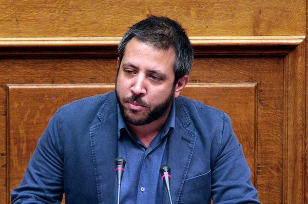 Ευχαριστήρια δήλωση του Αλέξανδρου Μεϊκόπουλου