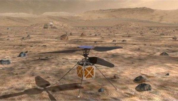 Η NASA θα στείλει... ελικόπτερα στον Αρη!