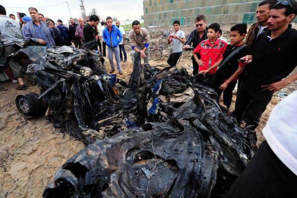 Αίγυπτος: Ενας νεκρός από έκρηξη παγιδευμένου αυτοκινήτου